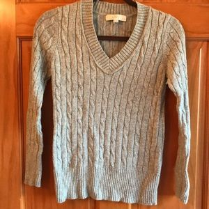 Loft petite women's sweater.  Size PM.  VGC